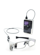 Tobii Glasses eye tracking simulator