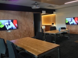 Collaboration room