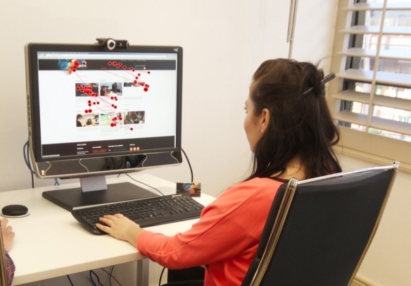 Eye tracking helps you see what your customers see